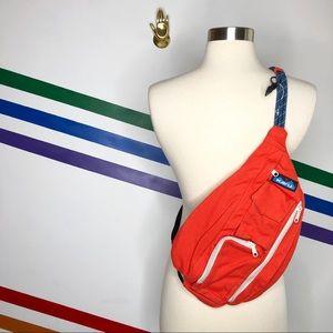 NEW Kavu rope sling bag